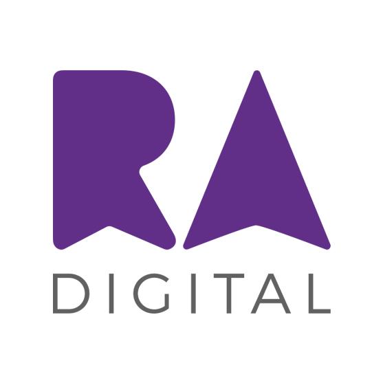 RA Digital Company Logo